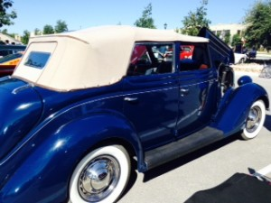 1936 ford four door sedan photo