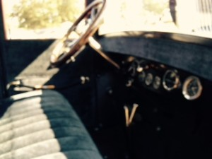 buick five passenger dashboard