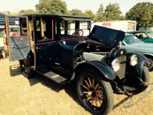 1922 buick sedan