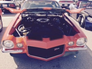1973 camaro z 28 rs