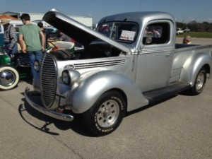 1939 ford half ton pickup