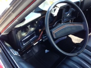 77 chevy monte carlo dashboard