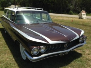 1960 buick invicta wagons
