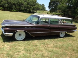 1960 buick estate wagon