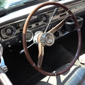 falcon wagon dashboard