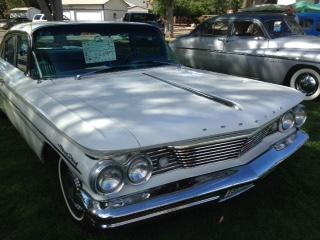 pontiac star chief sedan