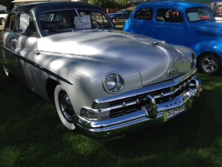 1950 lincoln specifications