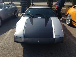 detomaso pantera italian sports car