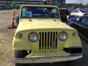 1968 jeepster specifications