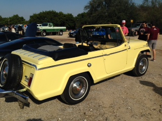 1968 jeepster