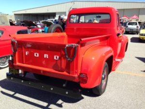 1950's ford trucks