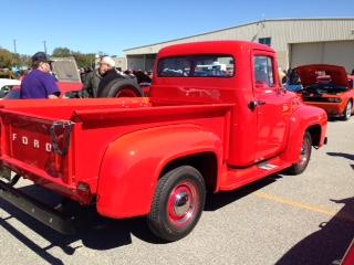 second generation f series trucks