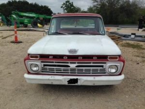1966 ford f 100 specs