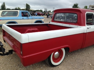 ford f series model history