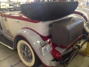1933 auburn car