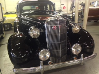 1936 buick century specifications