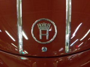 Horch automobile photos