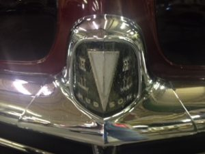hudson automobile badge