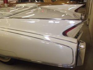 1960 cadillac eldorado specs