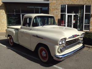 history of chevy apache trucks