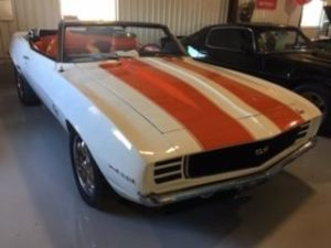 1969 Chevy Camaro Z11 RS/SS Indy Pace Car, Specs, Photos